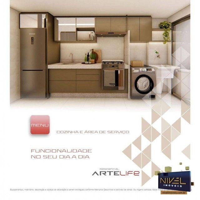 Apartamento com 3 dormitórios à venda, 82 m² por R$ 486.045 - Setor Leste Universitário -  - Foto 16