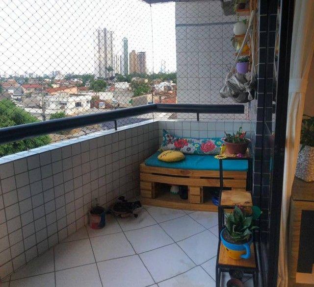 Apartamento para venda tem 90 metros quadrados com 3 quartos em Campo Grande - Recife - PE - Foto 3