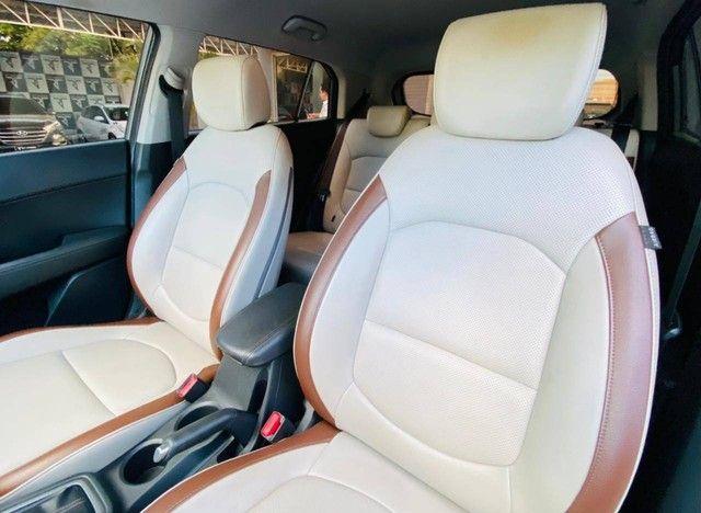 Hyundai Creta Prestige 2020 c/ Baixa Km - Muito Novo! - Foto 10