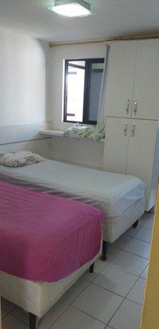 Excelente apto 2 quartos/2 BWs, mobiliado, no Cabo Branco, 1 quadra da praia. - Foto 12
