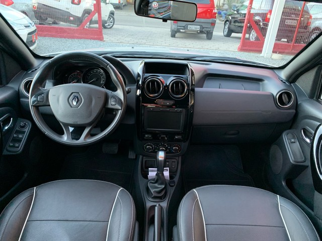 Renault Oroch 2.0 Dynamic Automático 2020 - Foto 11