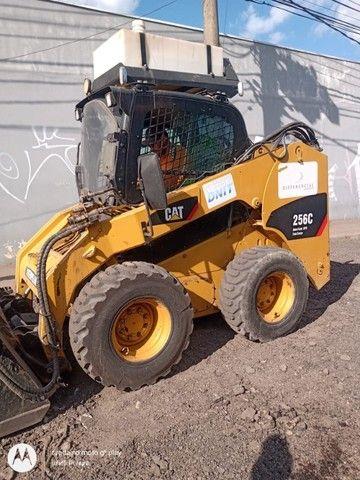 Bob cat 256 c 2010 com freza 60 cm 2010