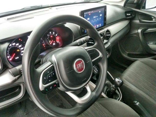Argo Drive 2020 Completo + Central Multimídia de Fábrica Fiat Pneus Novos e Revisado - Foto 9