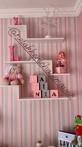 retokke nichos e móveis para decoração - Foto 6
