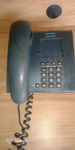 Aparelho telefone fixo 15 reais