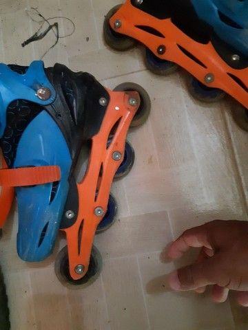 Vendo patins horiginal  - Foto 2
