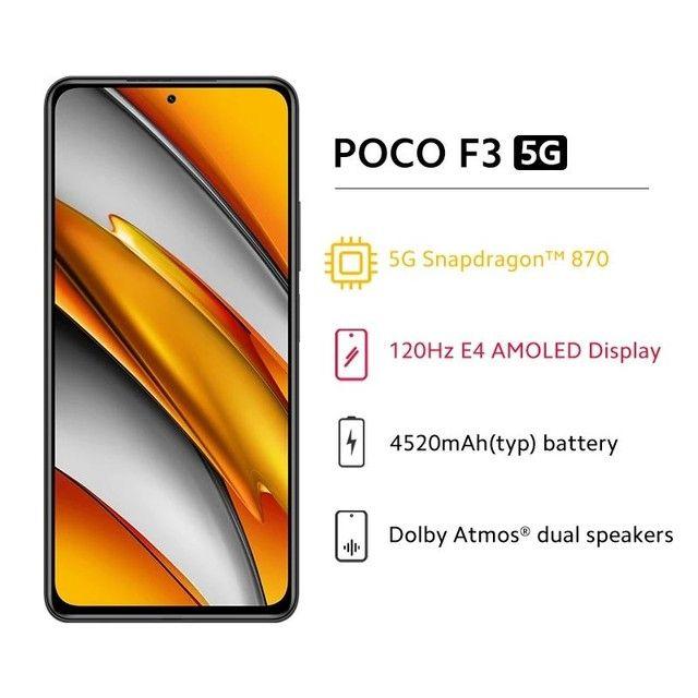 Xiaomi poco f3 snap 870 5G 8/256 gb - Foto 2