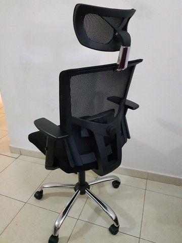 Cadeira Escritório Premium - Foto 2