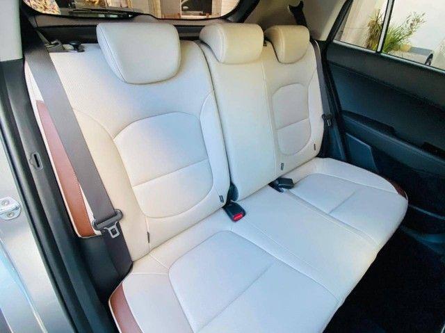 Hyundai Creta Prestige 2020 c/ Baixa Km - Muito Novo! - Foto 16