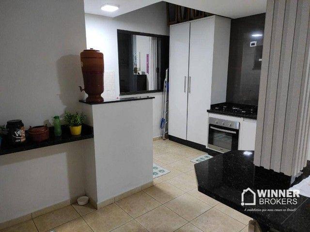 Casa com 2 dormitórios à venda, 99 m² por R$ 380.000,00 - Jardim Tupinambá - Maringá/PR - Foto 11