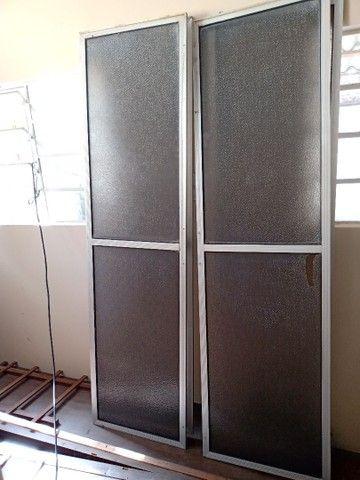 Quadros alumínio de box de banheiro - Foto 2