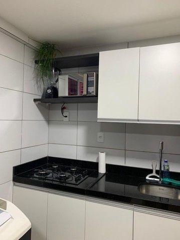 Flat para aluguel por temporada na orla do Jardim Oceania em João Pessoa - Foto 8