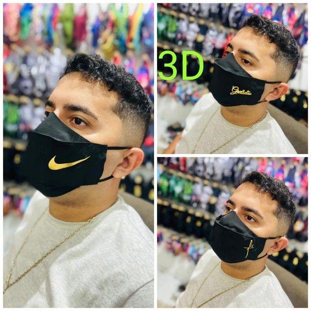 MÁSCARA 3D  - Foto 5