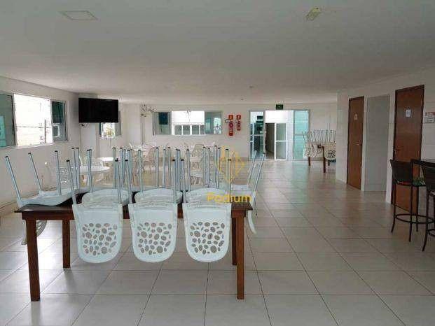 Apartamento no Ecomarine Residence, com área de Lazer Completa a 270m² da praia de Camboin - Foto 12