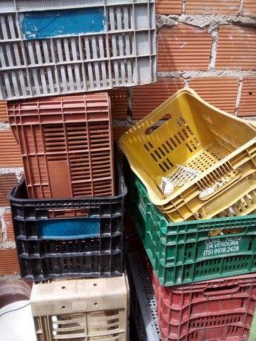 Caixa pra frutas e verduras  5.00 cada - Foto 4