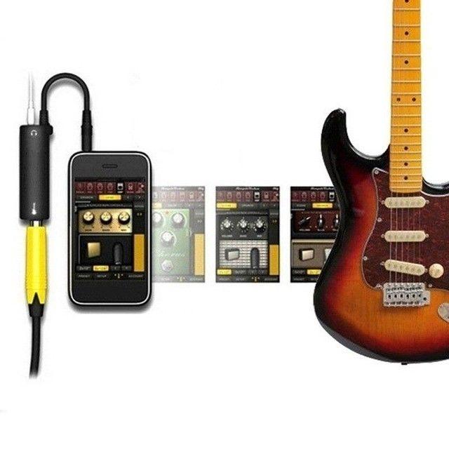 Irig Adaptador Para Celular P/ Live, Guitarra, Baixo e Mesa de Som - Foto 6