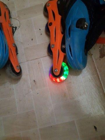 Vendo patins horiginal  - Foto 4