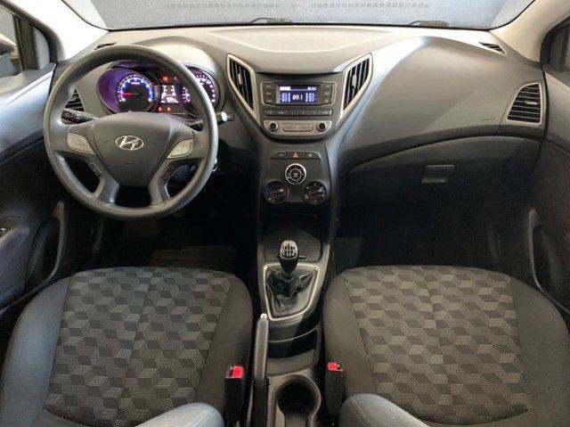 Hyundai HB20  1.6 Comfort Plus FLEX MANUAL - Foto 8