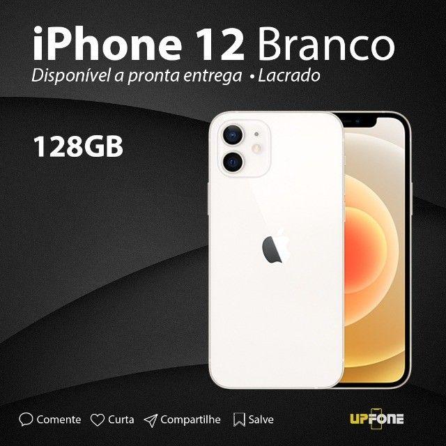 iPhone 11 Preto 128GB Lacrado Upfone - Foto 3