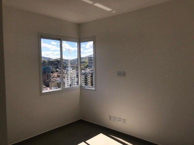 Locação apto novo 2 quartos (sendo 1 suíte) no Centro de Três Rios - Foto 5