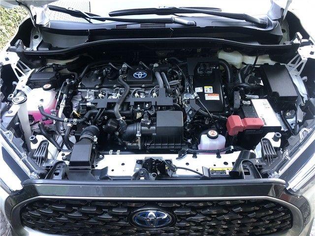 Toyota Corolla cross 2022 1.8 vvt-i hybrid flex xrx cvt - Foto 9