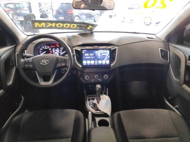 CRETA 2019/2020 1.6 16V FLEX SMART AUTOMÁTICO - Foto 7