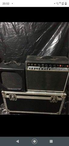 Vendo caixa de guitarra  - Foto 4