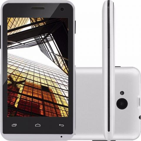 Smartphone MS40 4,0 Quad Core 3G/Wifi/Bluetooth Android 4.4