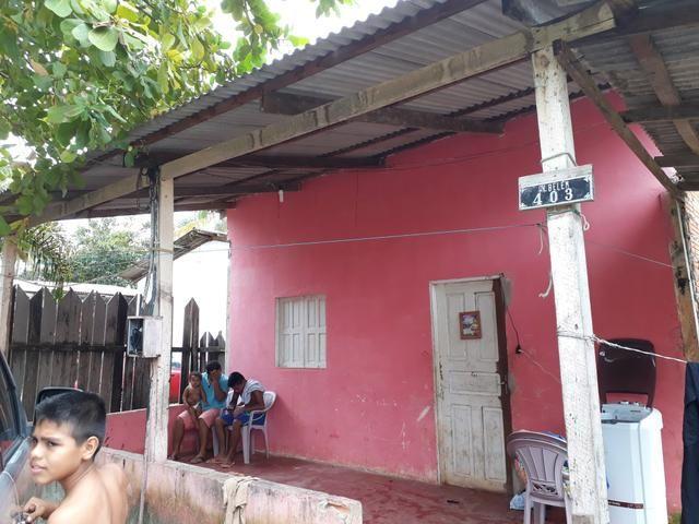 Vende-se Uma Casa No Brasil Novo
