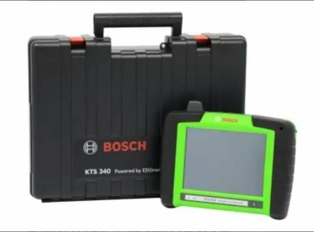 scanner bosch kts 340 outros itens para com rcio e. Black Bedroom Furniture Sets. Home Design Ideas