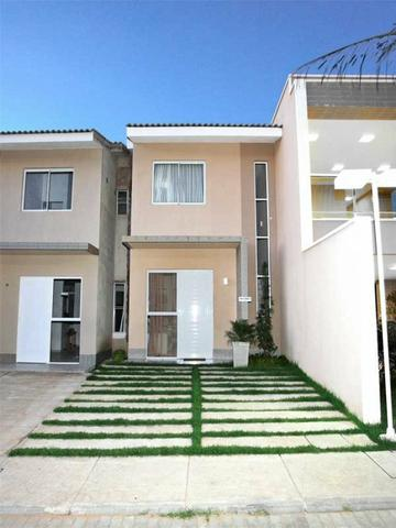Casas em condomínio em messejana, 3 quartos
