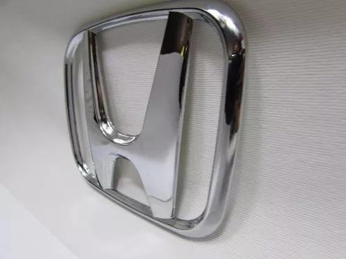 Emblema Grade Radiador New Civic 2007 2008 2009 2010 2011 - Foto 2