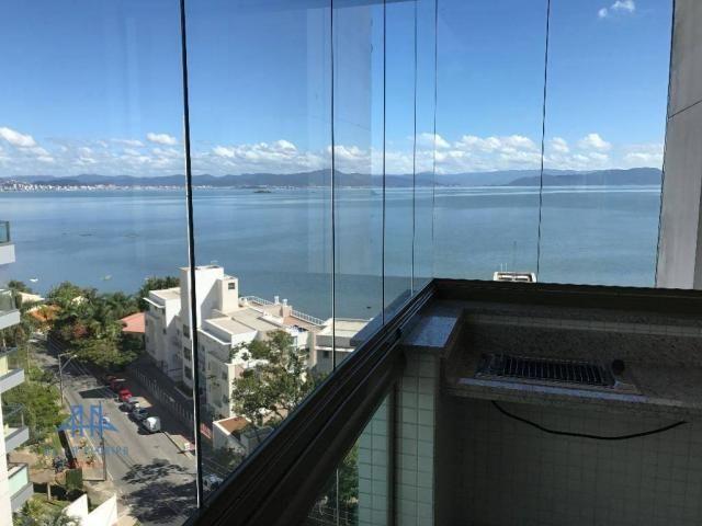 Amplo apartamento mobiliado no joão paulo com linda vista para o mar, 3 suítes, sacada e 3 - Foto 3