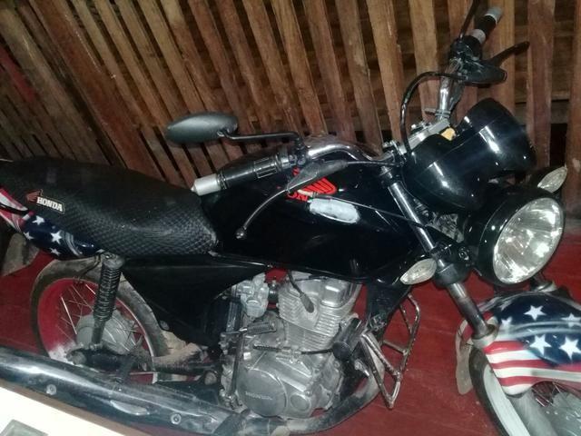 Moto FAN TITAN