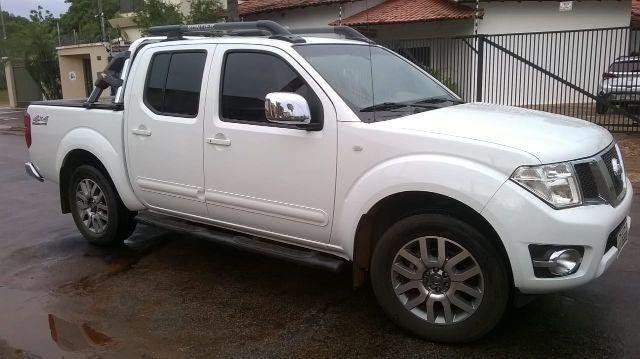 Nissan Frontier SL, TB, 4x4, diesel