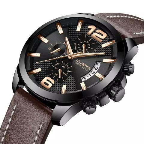 e40210ad0b9 Relógio masculino Cronógrafo importado original exclusivo ...