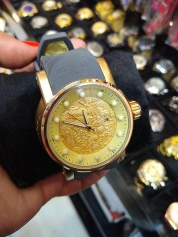 ca85e6599f9 Relógios invicta yakuza novos temos todos os modelos - Bijouterias ...