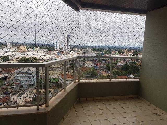 Apartamento 238,638m², locação edifício ravena - Foto 2