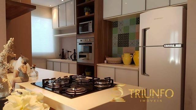 LF - Apartamento no Jardim Eldorado / Porcelanato / 3 quartos sendo 1 suíte