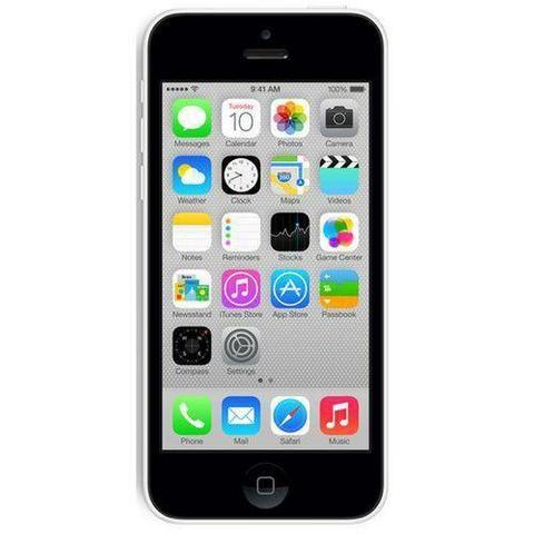 Apple IPhone 5c 16GB, Branco, Desbloqueado, Semi novo