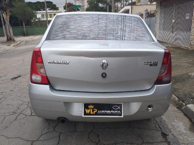 Renault Logan 2010 financio sem score - Foto 10