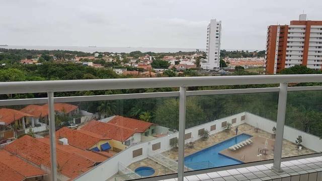 LF - Apartamento vista mar na cohama / porcelanato / 3 quartos 1 suíte