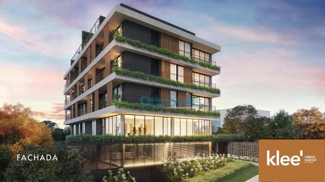 Apartamento com 3 dormitórios à venda, 73 m² por R$ 539.000 - Ecoville - Curitiba/PR