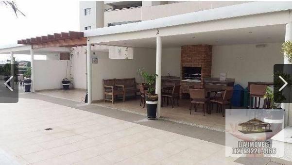 Apartamento com linda vista à venda no edifício amadeus boulervard- jardim das colinas - s - Foto 9