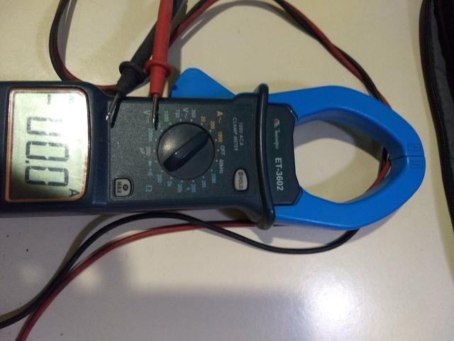 Amperímetro marca Minipa, modelo ET-3602 - Foto 2