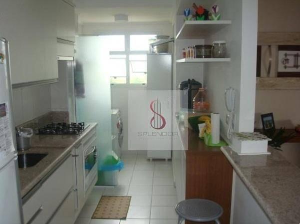 Apartamento com 3 dormitórios à venda, 81 m² por r$ 400.000,00 - urbanova - são josé dos c - Foto 7