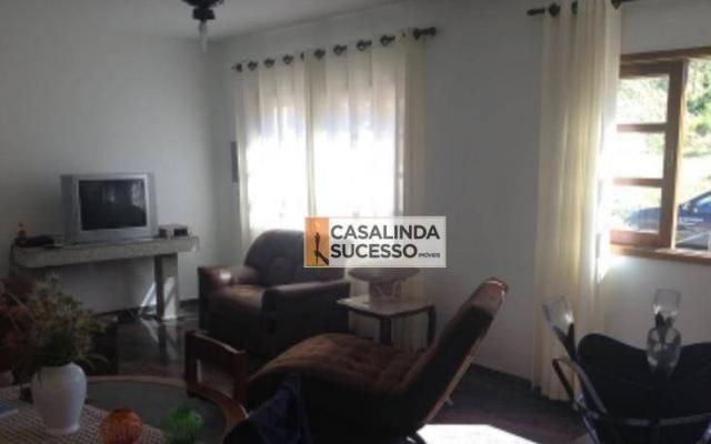 Casa 200m² 3 suítes 4 vagas próx. à rodovia governador mario covas - ca6120 - Foto 7