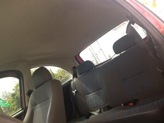 Celta GM Chevrolet vermelho - abaixo tabela - Foto 3