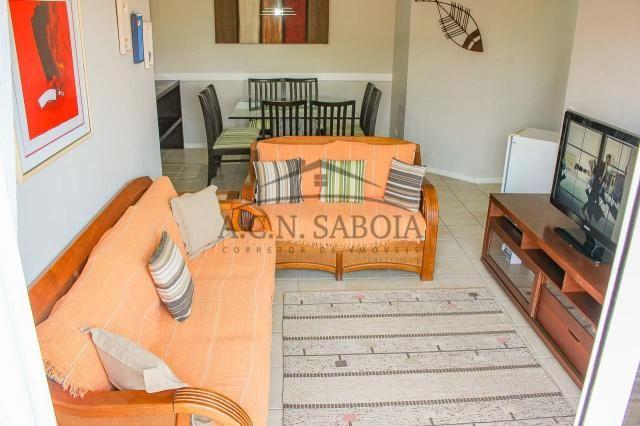 Apartamento à venda com 3 dormitórios em Praia das toninhas, Ubatuba cod:AP00470 - Foto 2