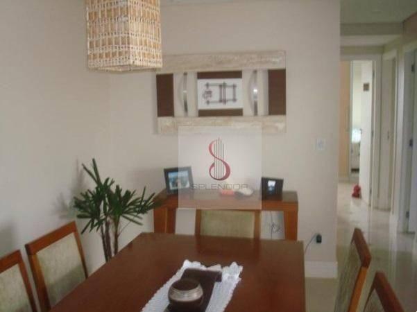 Apartamento com 3 dormitórios à venda, 81 m² por r$ 400.000,00 - urbanova - são josé dos c - Foto 5